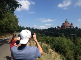 A view of San Luca