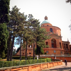 San Luca up close